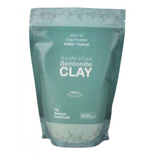 Bentonite Clay (Food Grade) 1kg