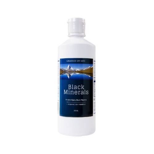Black Minerals 500ml