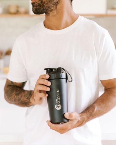 Protein Shaker 750ml - Black