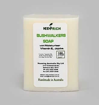 Bushwalkers Soap 100g