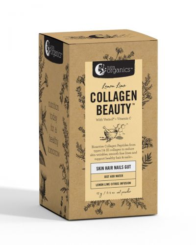 Collagen Beauty Lemon & Lime Sachets-7 x 12g