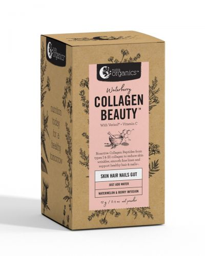 Collagen Beauty Waterberry Sachets-7 x 12g