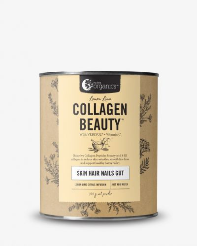 Collagen Beauty Lemon & Lime 300g Cannister