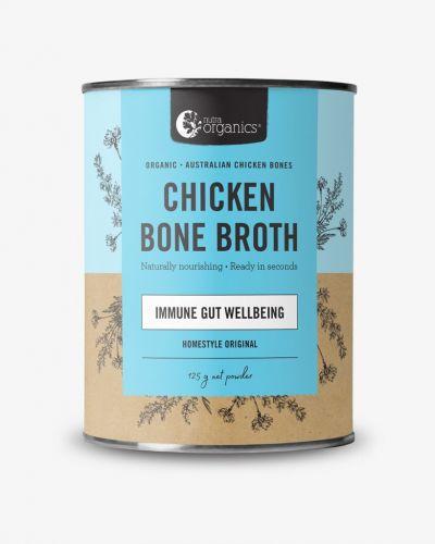Chicken Bone Broth Powder Original 125g Cannister