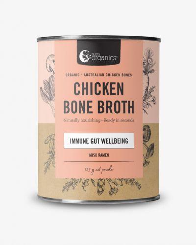 Chicken Bone Broth Powder Miso Ramen 125g Cannister