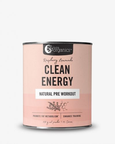 Clean Energy 250g – Raspberry Lemonade