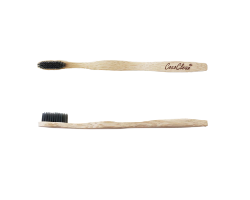 Eco-Friendly Charcoal Toothbrushes (6 pack)