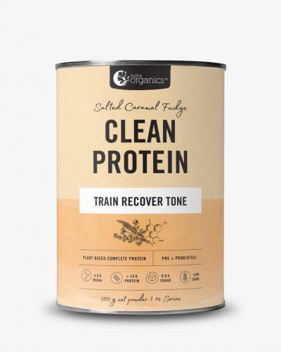 Clean Protein 500g – Salted Caramel Fudge