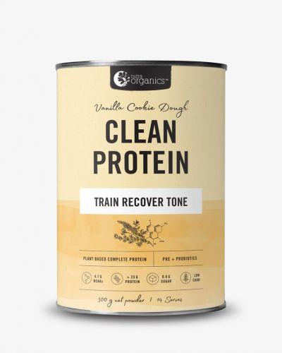 Clean Protein 500g – Vanilla Cookie Dough