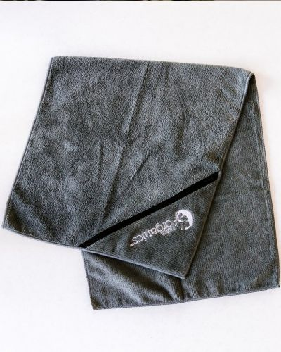 Gym Towel - Grey