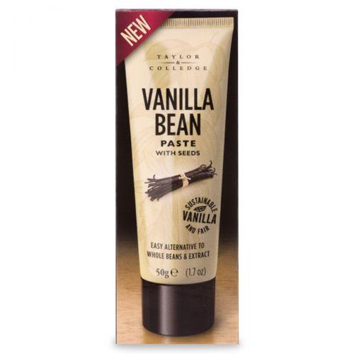 Organic Vanilla Paste-50g