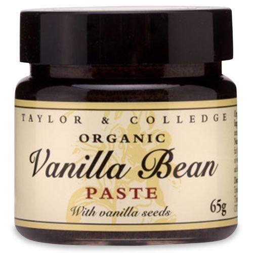 Organic Vanilla Paste-65g