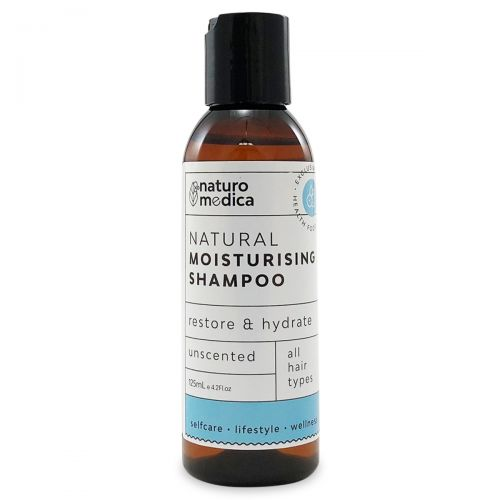 Natural Moisturising Shampoo 125ml