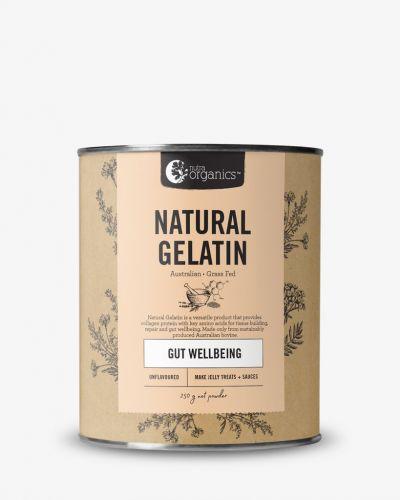 Natural Gelatin Cannister 250g