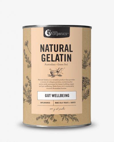 Natural Gelatin Cannister 500g