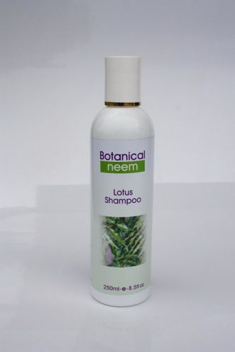 All Natural Neem Rich Lotus Shampoo (SLS Free) 250ml