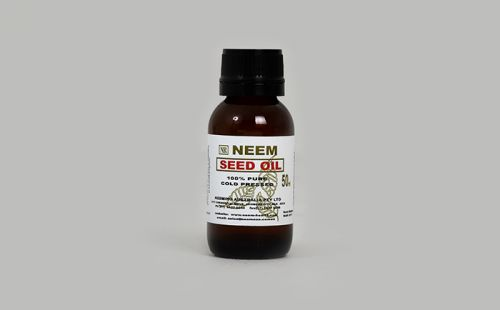 100% Pure Neem Seed Oil -50ml