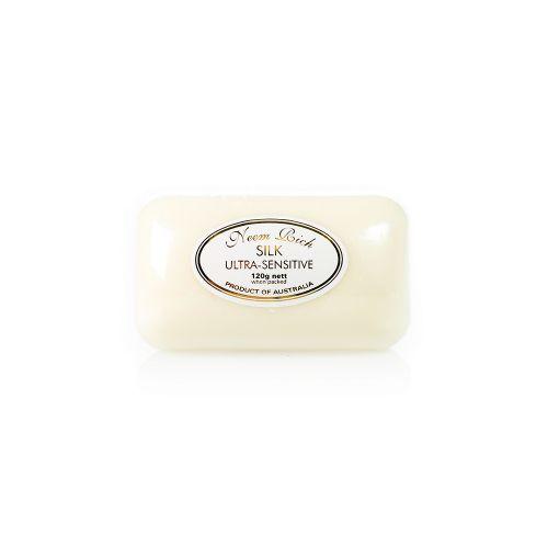 Silk Ultra sensitive Soap120g