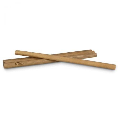Bamboo Straws (4 Pack)