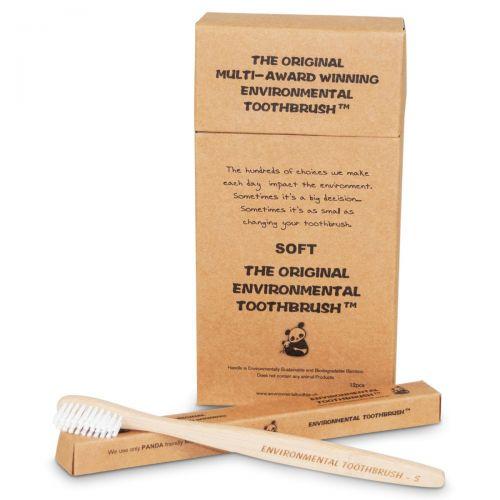 The Original Environmental Toothbrush (12)-Soft