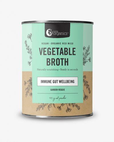 Vegetable Broth Powder Original 125g Cannister