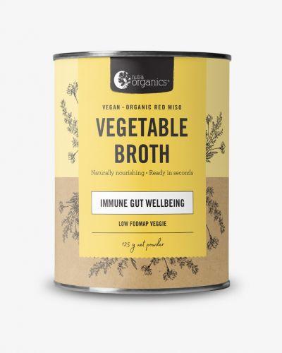 Vegetable Broth Low Fodmap 125g Cannister