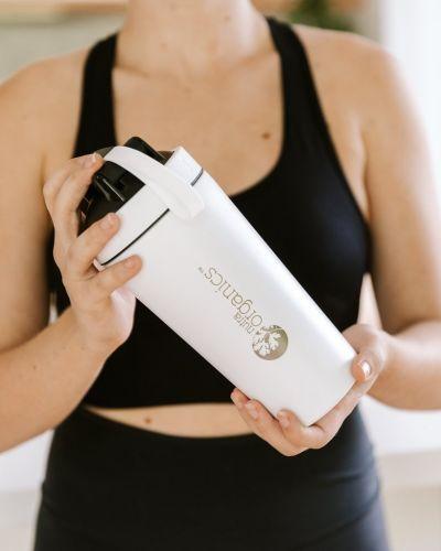 Protein Shaker 750ml - White