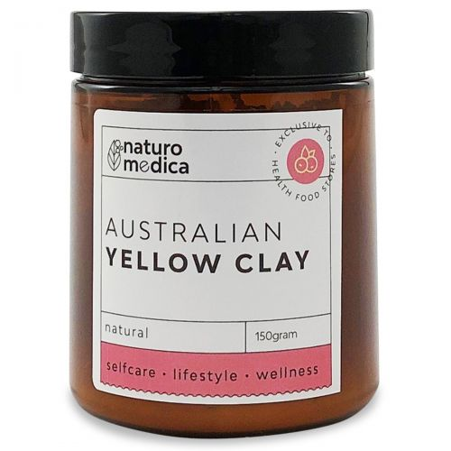 Australian Yellow Clay 100g