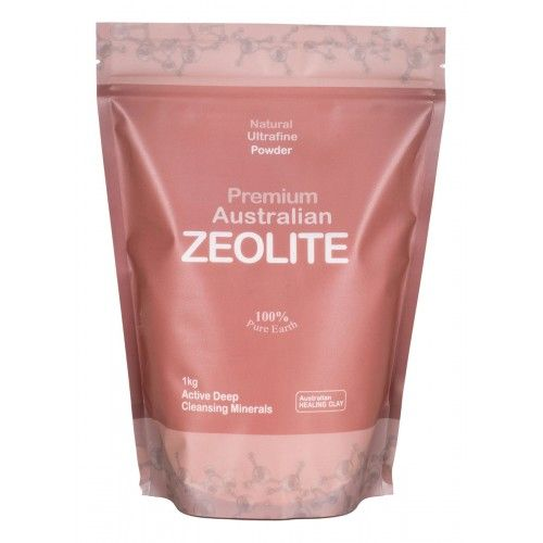 Zeolite Ultrafine Powder 1KG