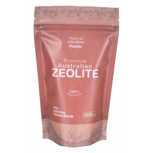 Zeolite Ultrafine Powder 250g