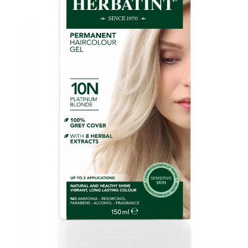 Natural Series-10N Platinum Blonde
