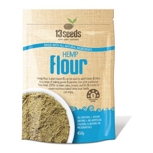 Hemp Flour 450g