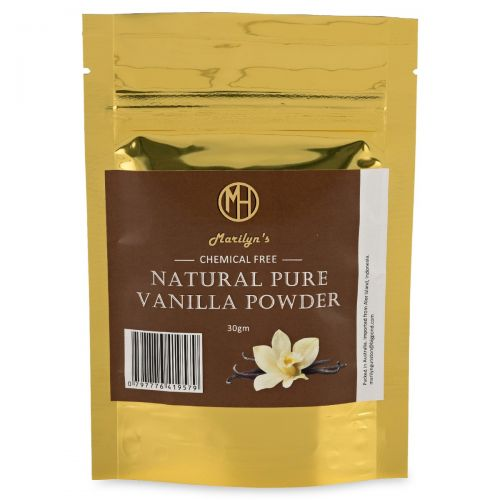Chemical Free Vanilla Powder 30g