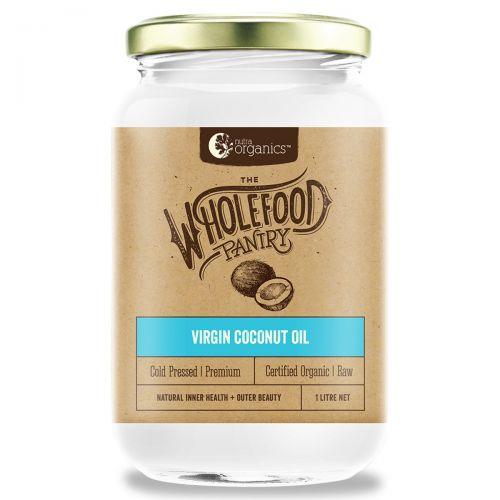 Organic Virgin Coconut Oil 1 Litre