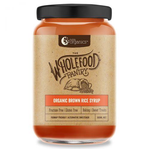 Organic Brown Rice Syrup 500ml