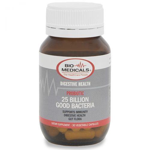 Probiotic 25 Billion Good Bacteria 30 Caps