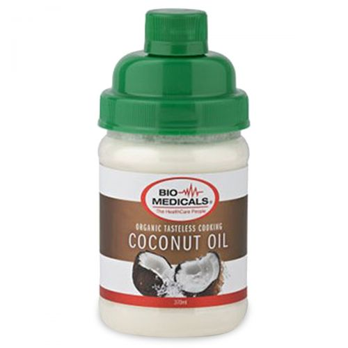 Tasteless Coconut Cooking Oil