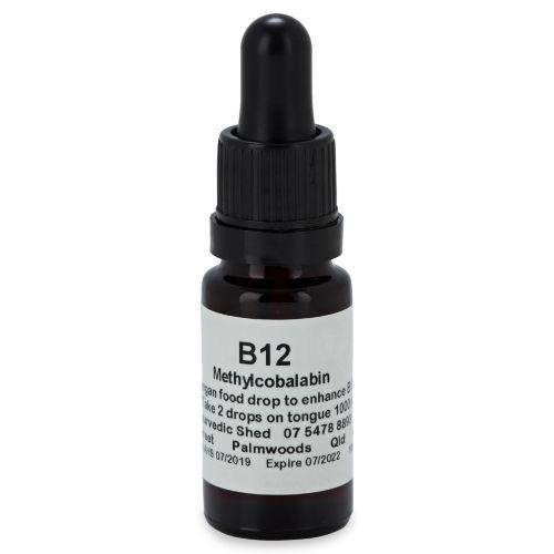 B12 (Methlycobalabin) 10ml Vegan Drops