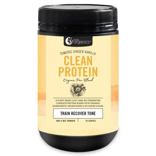Clean Protein Turmeric Ginger Vanilla 500g