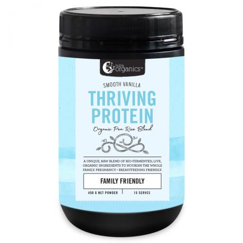 Thriving Protein Exotic Vanilla 450g