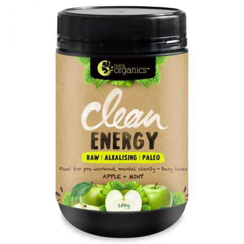 Clean Energy Apple & Mint 150g