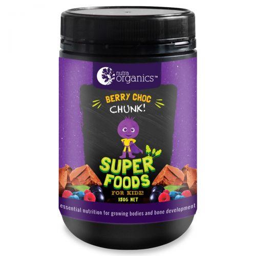 Berry Choc Chunk + Calcium