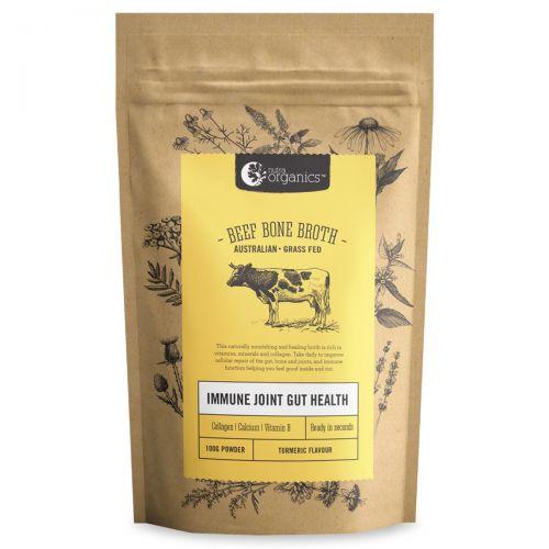 Beef Bone Broth Powder - Turmeric