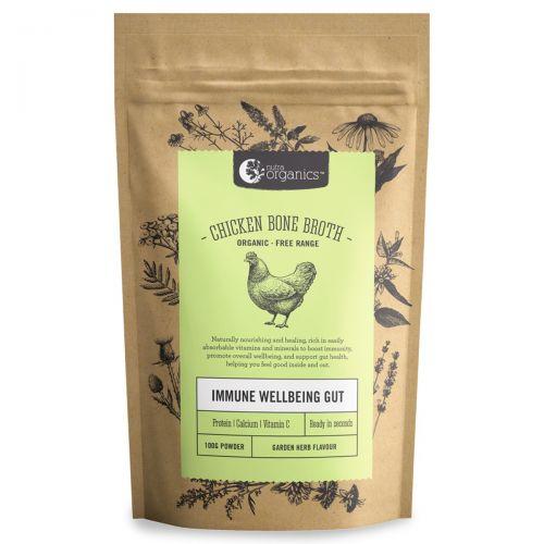 Chicken Bone Broth Powder - Garden Herb