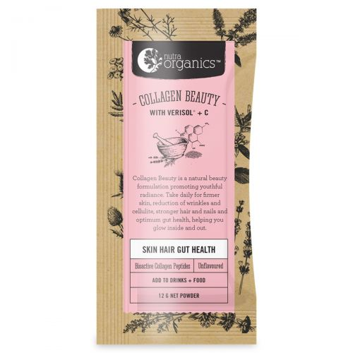 Collagen Beauty with Verisol Sachets 20 x 12g