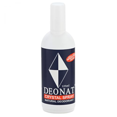 Crystal Deodorant Spray 125ml