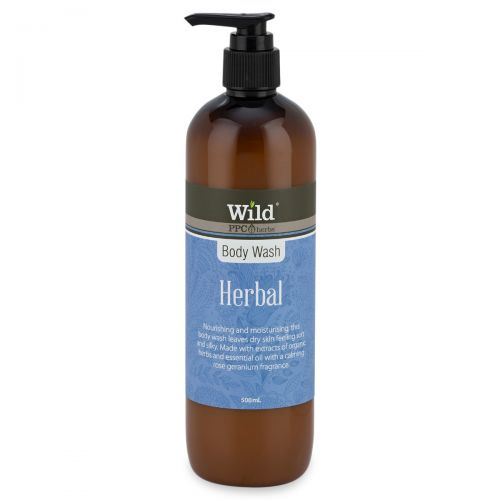 Herbal Body Wash 500ml