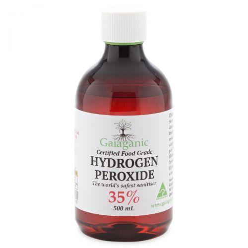 Hydrogen Peroxide Food Grade 35% 500ml
