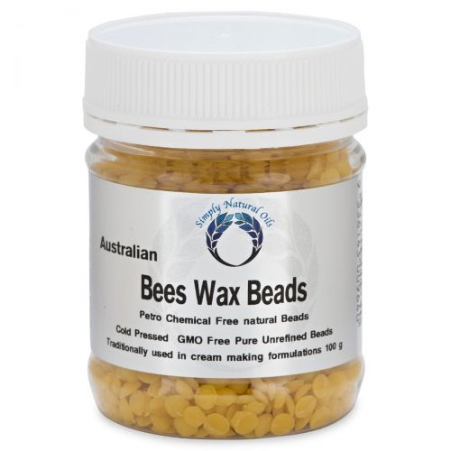 Bees Wax Beads 100g