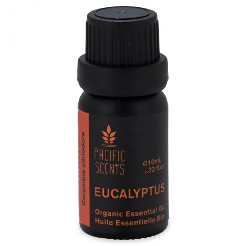 Eucalyptus Citriodora (Organic) 10ml